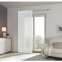 FERTIGVORHANG transparent - Naturfarben, LIFESTYLE, Textil (140/245cm) - Esposa