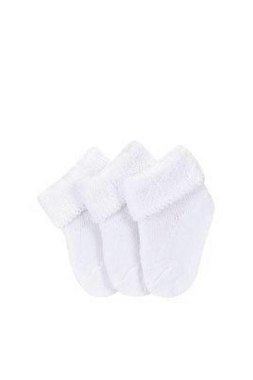 SOCKEN - Weiß, Basics, Textil (15-18) - Sterntaler