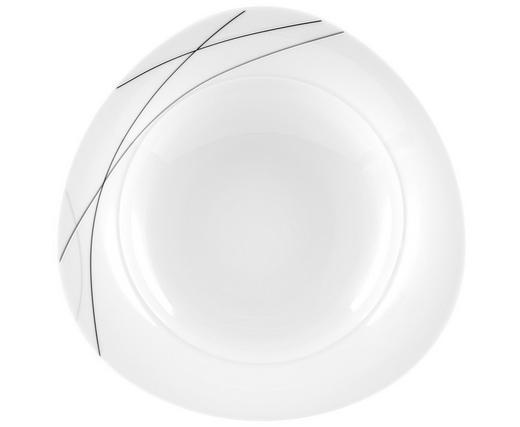 SUPPENTELLER - Weiß, KONVENTIONELL, Keramik (23cm) - Seltmann Weiden