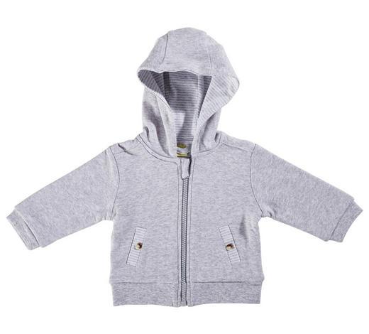 JACKE - Grau, Basics, Textil (62null) - Patinio