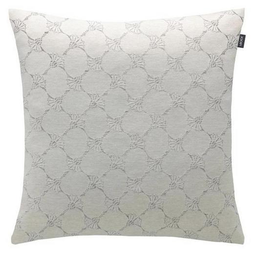 KISSENHÜLLE Beige, Creme 40/40 cm - Beige/Creme, Textil (40/40cm) - Joop!