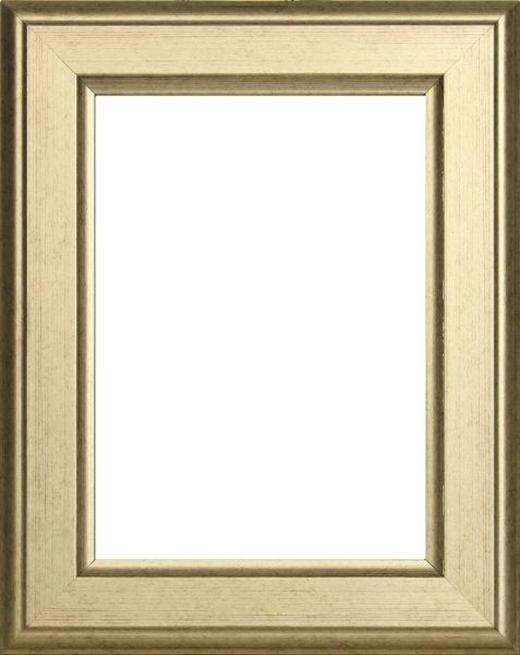 BILDERRAHMEN in Silberfarben - Silberfarben, Basics, Holz (30/36/2cm)