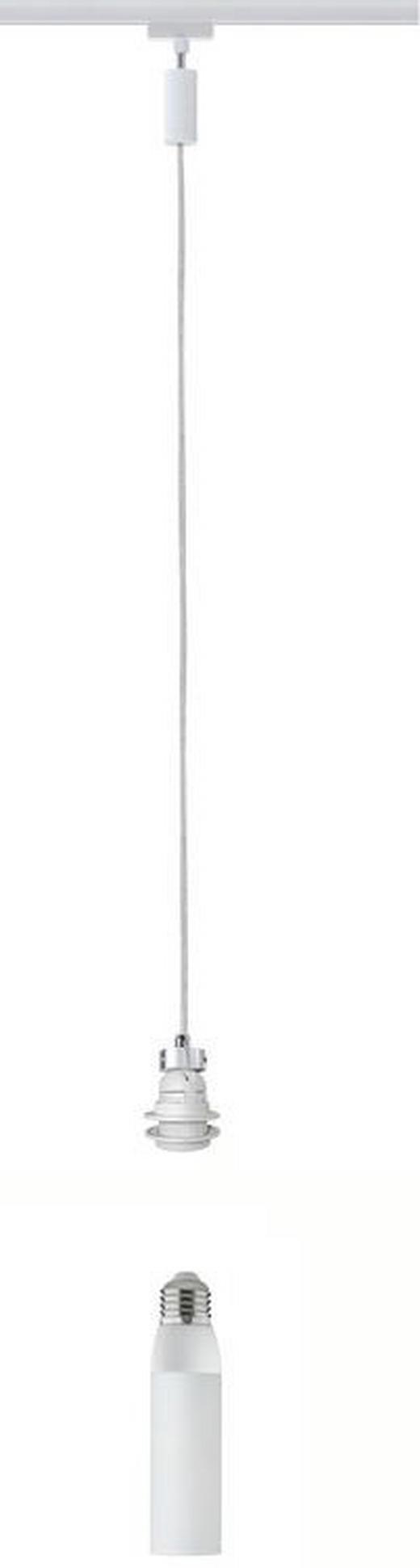 URAIL SCHIENENS.-HÄNGELEUCHTE - Weiß, Design, Metall (165cm) - Paulmann