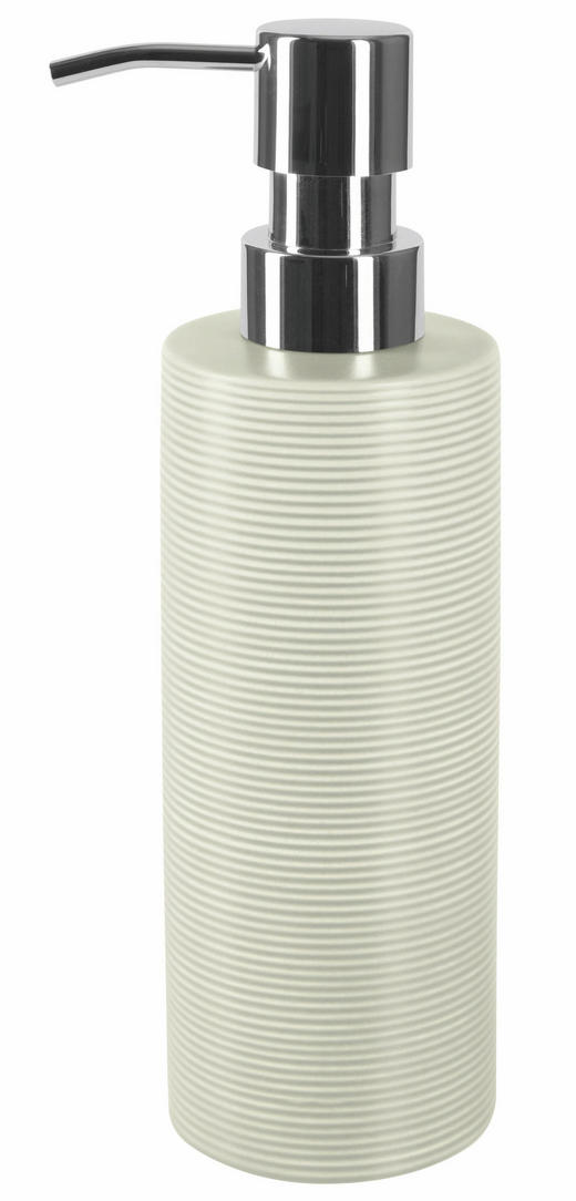 SEIFENSPENDER Stein - Grau, Design, Stein (6/21,5/6cm) - SPIRELLA