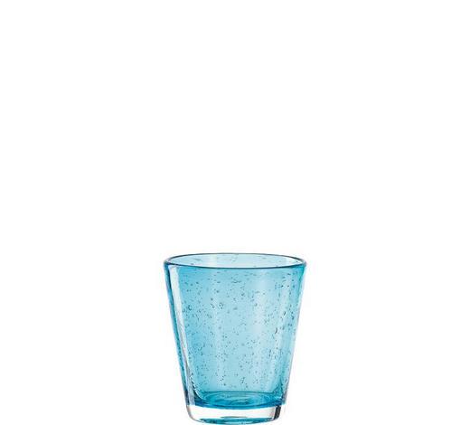 TRINKGLAS 230 ml - Hellblau, Trend, Glas (0,23l) - Leonardo