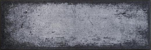 FUßMATTE 60/180 cm Graphik Grau - Grau, Kunststoff/Textil (60/180cm) - Esposa