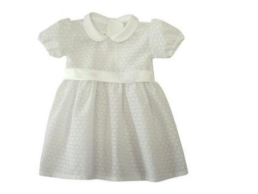 TAUFKLEID - Weiß, Basics, Textil (74) - My Baby Lou