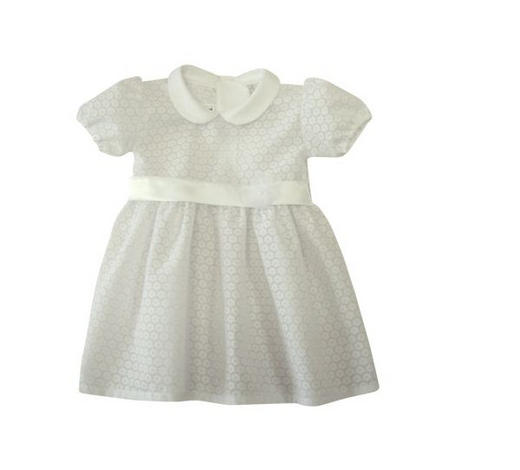 TAUFKLEID - Weiß, Basics, Textil (62null) - My Baby Lou