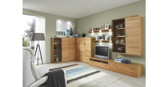 SIDEBOARD 171/74/40,4 cm  - Silberfarben/Buchefarben, KONVENTIONELL, Holz/Holzwerkstoff (171/74/40,4cm) - Cantus