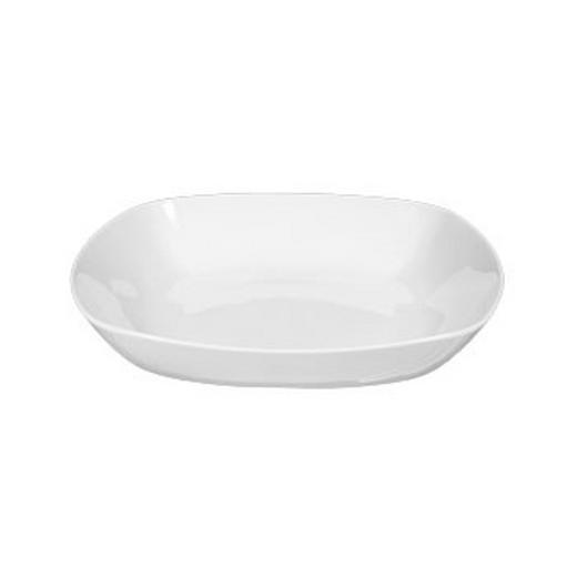 SUPPENTELLER Porzellan - Weiß, Basics (21/21cm) - SELTMANN WEIDEN