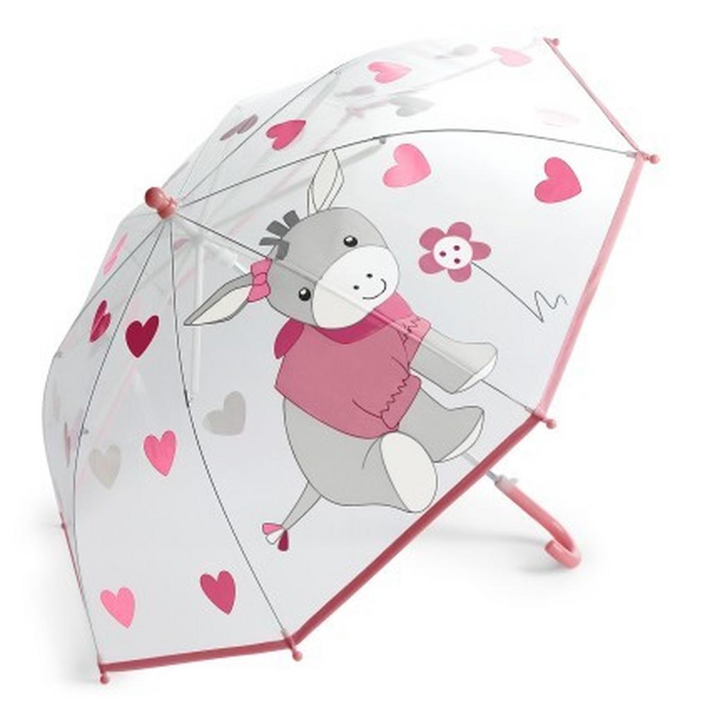 Sterntaler Regenschirm Esel Emmi Girl