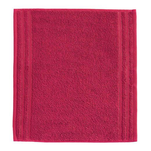 SEIFTUCH  Beere - Beere, Basics, Textil (30/30cm) - VOSSEN