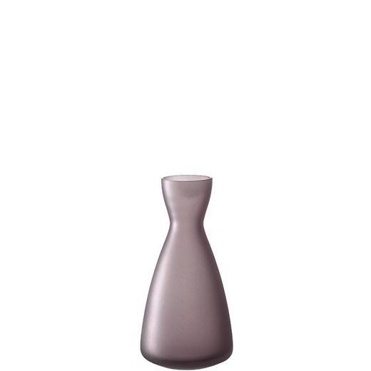 VASE 14,00 cm - Rosa, Basics, Glas (6,9/14/6,9cm) - Leonardo