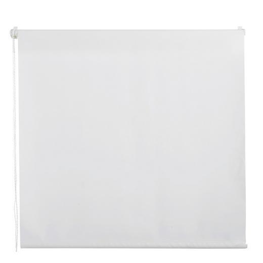ROLLO 90/210 cm - Weiß, Design, Textil (90/210cm) - Homeware