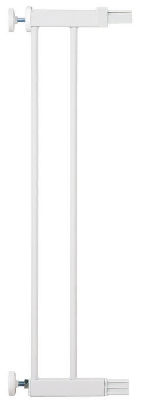 EXTENSION SÄKERHETSGRIND - vit, Basics, metall (73,5/20,3/3,2cm)