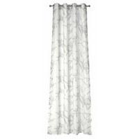 ÖSENSCHAL  transparent   140/250 cm - Beige/Grau, Textil (140/250cm) - Joop!