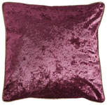 KISSENHÜLLE Lila 40/40 cm  - Lila, Design, Textil (40/40cm) - Ambiente
