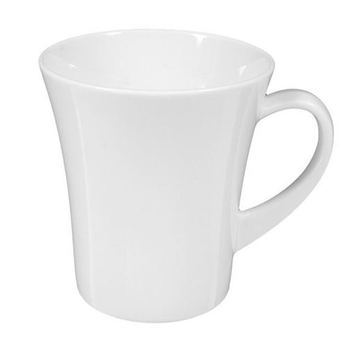 KAFFEEBECHER - Weiß, Basics, Keramik (0,35l) - Seltmann Weiden