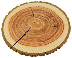 UNDERTALLRIK - naturfärgad, Natur, trä (30cm) - Ambia Home