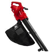 LAUBSAUGER GC-EL 2500 E - Rot/Schwarz, KONVENTIONELL, Kunststoff (44/19/33,5cm) - Einhell
