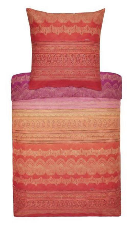 BETTWÄSCHE Rot - Rot, LIFESTYLE, Textil (135/200cm) - Bassetti