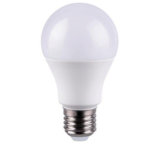 LED-LEUCHTMITTEL - Weiß, Basics, Kunststoff/Metall (6/10,8cm) - Boxxx