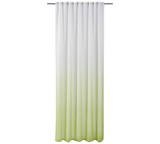 GOTOVA ZAVJESA - zelena, Konvencionalno, tekstil (140/245cm) - Esposa