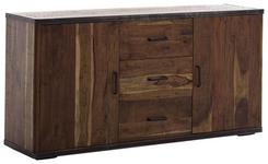 SIDEBOARD 160/80/40 cm  - Walnussfarben, LIFESTYLE, Holz/Holzwerkstoff (160/80/40cm) - Landscape