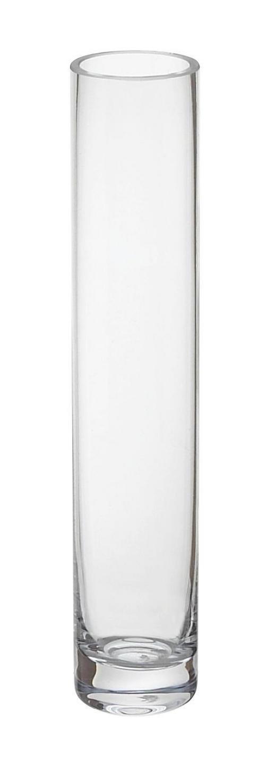 VASE 25 cm - Klar, Basics, Glas (5/25cm) - Ambia Home