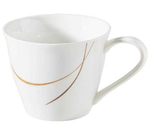 SKODELICA ZA KAVO SCALA - bela/rjava, Konvencionalno, keramika (0,1l) - Ritzenhoff Breker