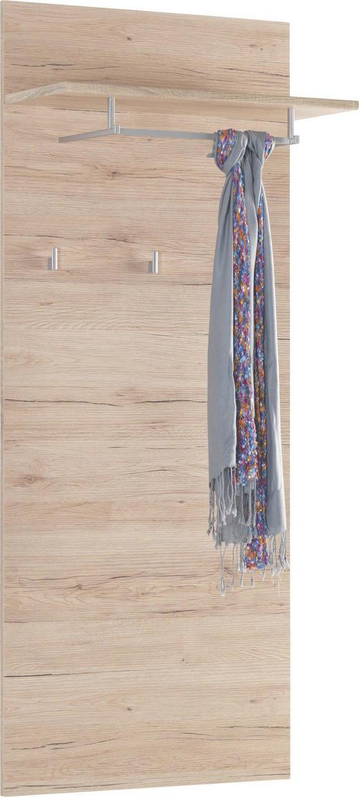 GARDEROBENPANEEL Eichefarben - Eichefarben, KONVENTIONELL (65/154/26cm) - Boxxx