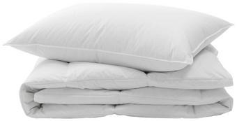 Bettenset 160/210 cm - Weiß, Basics, Textil/Weitere Naturmaterialien (160/210cm) - Billerbeck
