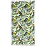 HAMAMTUCH 90/160 cm  - Gelb/Schwarz, Design, Textil (90/160cm) - Esposa