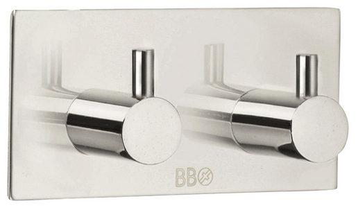 KUKA - Boja nerđajućeg čelika, Metal (9/4,5/3cm)