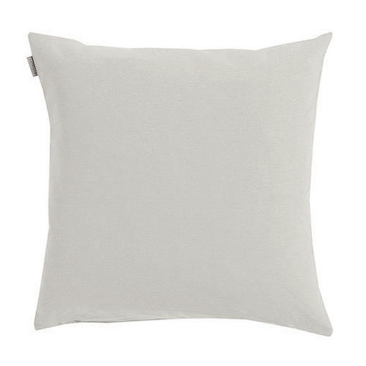 KISSENHÜLLE Grau 50/50 cm - Grau, Basics, Textil (50/50cm) - LINUM