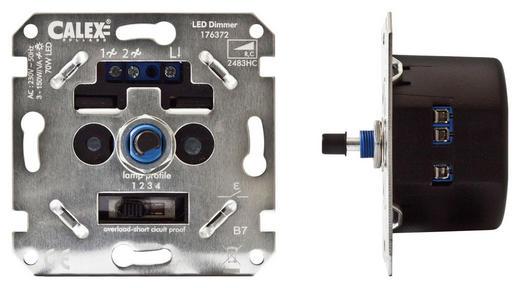 Dimmer - Basics, Metall (7/7/5cm)