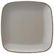 SPEISETELLER Keramik Porzellan  - Grau, Basics, Keramik (27/27cm) - Ritzenhoff Breker