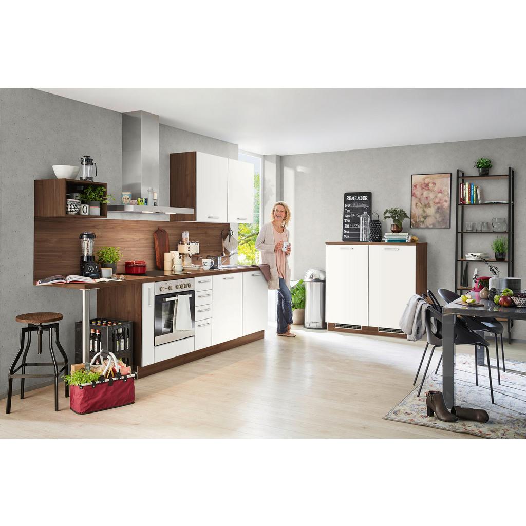 Welnova Küchenleerblock soft-close-system