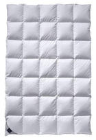 DAUNENDECKE 140/220 cm - Weiß, Natur, Textil (140/220cm) - BILLERBECK