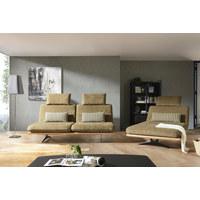 ROZKLÁDACÍ POHOVKA, světle zelená, dřevo, textil, - černá/světle zelená, Design, kov/dřevo (204/92/90cm) - Dieter Knoll