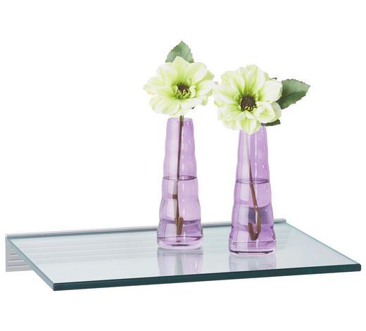 WANDBOARD in Transparent  - Transparent, Basics, Glas (40/30cm)