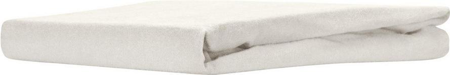 Spannleintuch Regina - Naturfarben, MODERN, Textil (160/200cm) - Ombra