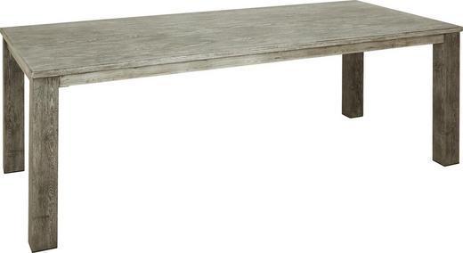 GARTENTISCH - Grau, Design, Metall (100/74/220cm) - Ambia Garden