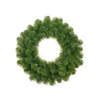ADVENTNI VENČEK - zelena, umetna masa (35cm) - X-Mas