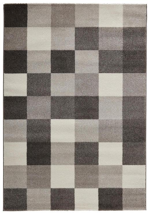 WEBTEPPICH  120/170 cm  Grau - Grau, Design, Textil (120/170cm) - Novel