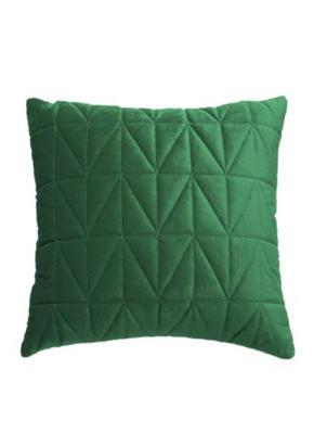 KUDDFODRAL - mörkgrön, Design, textil (45/45cm)