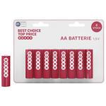 BATTERIE - Rot/Weiß, Basics (1,4/4,8cm) - Boxxx