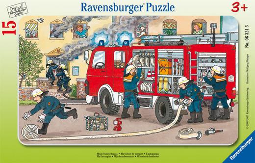 PUZZLE - Multicolor, Basics, Karton (30/18,9/0,7cm) - Ravensburger