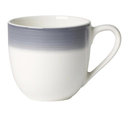 ESPRESSOTASSE 100 ml - Creme/Grau, KONVENTIONELL, Keramik (0,1l) - Villeroy & Boch