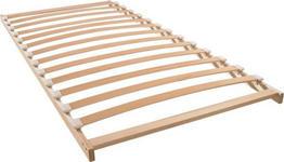 LATTENROST 90/200 cm  - Beige/Birkefarben, Basics, Holz/Kunststoff (90/200cm) - Sleeptex